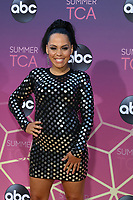 LOS ANGELES - AUG 15:  Amirah Vann at the ABC Summer TCA All-Star Party at the SOHO House on August 15, 2019 in West Hollywood, CA