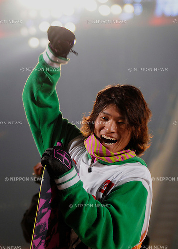 "XTrail Jam 2008's ""Most Impressive Rider"": Takahiro Ishida."