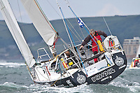 Instigated by Blondie Hasler, the Royal Western Yacht Club has hosted the Round Britain and Ireland race every four years since 1966. The course, about 2000 nautical miles, is split into five legs. These are separated by compulsory stops of 48 hours each at Kinsale in Ireland, Castle Bay, Barra in the Outer Hebrides, Lerwick in Shetland, and Lowestoft on the East Coast...This is Shetland Islands Council's second time sponsoring the RB&I, having first sponsored the race in 2006.  Shetland is one of the best kept maritime secrets and provides a beautiful setting to sail and explore one of nature's most beautiful coastlines. The stunning Shetland coastline stretches for 900 miles and boasts 35 marinas and berthing places.The Islands are renowned for providing visitors with a warm welcome with plenty of good food. The 35 marinas provide great value in terms of berthing costs and facilities, with prices starting at just £5 per night...For more information on Shetland go to www.SHETLAND.org..Contact Details: info@shetland.org or 01595 989898.