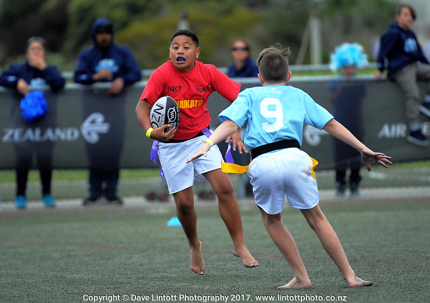 Northland v Waikato. Day one of the 2017 Air NZ Rippa Rugby Championship at Wakefield Park in Wellington, New Zealand on Monday, 18 September 2017. Photo: Dave Lintott / lintottphoto.co.nz
