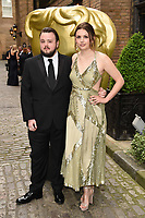 John Bradley &amp; Hannah Murray arriving for the BAFTA Craft Awards 2018 at The Brewery, London, UK. <br /> 22 April  2018<br /> Picture: Steve Vas/Featureflash/SilverHub 0208 004 5359 sales@silverhubmedia.com
