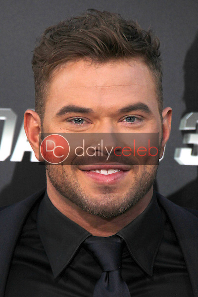 Kellan Lutz<br />