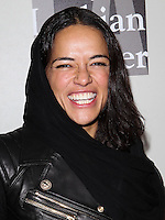 "BEVERLY HILLS, CA, USA - MAY 10: Michelle Rodriguez at the ""An Evening With Women"" 2014 Benefiting L.A. Gay & Lesbian Center held at the Beverly Hilton Hotel on May 10, 2014 in Beverly Hills, California, United States. (Photo by Celebrity Monitor)"