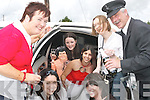 Hen Party: Heading to Galway for her hen weekend was Lisa Hunt, Abbeyfeale (centre) with Pamela Boyle, Carol Hunt (mother of the bride), Christine Kirby (bridesmaid), Jennifer Kirby (mother-in-law to be) and Eimer Cotter..