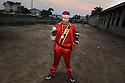 RDC : mwimba texas catcheur albinos