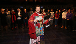 """Marty Lawson During the Actors' Equity Opening Night Legacy Robe honoring Vasthy Mompoint for """"The Prom"""" at The Longacre Theatre on November 15, 2018 in New York City."""