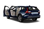 Car images of 2019 Volvo V60-Crosscountry - 5 Door Wagon Doors