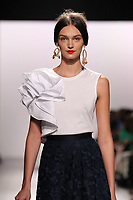 Badgley Mischka<br />  catwalk fashion show at New York Fashion Week<br /> Spring Summer 2018<br /> in New York, USA September 2017.<br /> CAP/GOL<br /> &copy;GOL/Capital Pictures