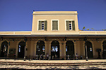 Israel, Tel Aviv-Yafo, Hatachana, a renovated train station