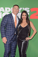 WESTWOOD, CA - NOVEMBER 5: John Cena, Nikki Bella at the premiere of Daddy's Home 2 at the Regency Village Theater in Westwood, California on November 5, 2017. <br /> CAP/MPI/DE<br /> &copy;DE/MPI/Capital Pictures