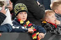 Fan etwas enttäuscht - 09.10.2019: Deutschland vs. Argentinien, Signal Iduna Park, Freunschaftsspiel<br /> DISCLAIMER: DFB regulations prohibit any use of photographs as image sequences and/or quasi-video.