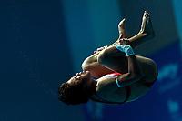 LU Wei CHN CHINA<br /> Gwangju South Korea 17/07/2019<br /> Diving 10m Platform Final<br /> 18th FINA World Aquatics Championships<br /> Nambu University Aquatics Center <br /> Photo © Andrea Staccioli / Deepbluemedia / Insidefoto