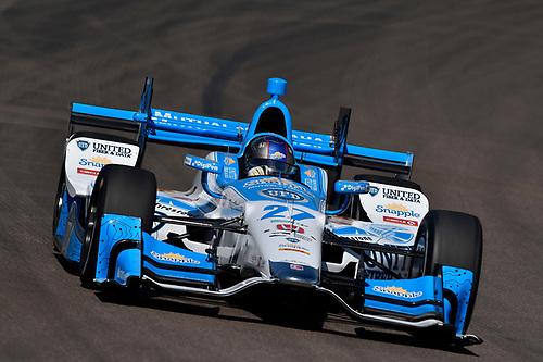 1-2 April, 2016, Avondale, Arizona USA<br /> 27 Marco Andretti<br /> ©2016, Scott R LePage <br /> LAT Photo USA