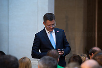 Alexander Novak (Minister of Energy of the Russian Federation).<br />