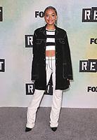 "08 January 2019 - Los Angeles, California - Kiersey Clemons. FOX Hosts ""RENT"" Press Junket held at the FOX Lot. Photo Credit: Faye Sadou/AdMedia"
