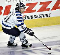 QMJHL (LHJMQ) Chicoutimi Sagueneens  #81 - Francis Verreault-Paul