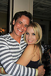 Young and Restless Kristen Alderson and General Hospital Kristen Alderson at SoapFest's Celebrity Weekend - Celebrity Karaoke Bar Bash - autographs, photos, live auction raising money for kids on November 10, 2012 at Bistro Soleil at Old Historic Marco  Island, Florida. (Photo by Sue Coflin/Max Photos)