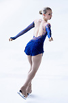 Amelia Jackson of Australia competes in Junior Ladies group during the Asian Open Figure Skating Trophy 2017 on August 05, 2017 in Hong Kong, China. Photo by Marcio Rodrigo Machado / Power Sport Images