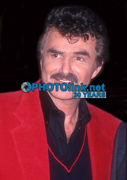 Burt Reynolds 1993<br /> Photo By John Barrett/PHOTOlink