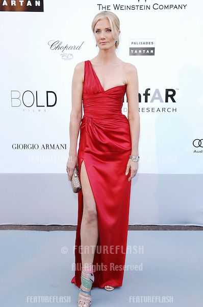 Joely Richardson  at the amfAR Cinema Against AIDS Gala at the Hotel du Cap, Antibes..May 20, 2010  Antibes, France.Picture: Paul Smith / Featureflash