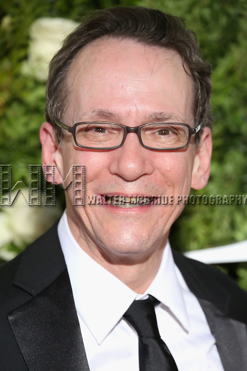 NEW YORK, NY - JUNE 11:  Orchestrator Larry Hochman attends the 71st Annual Tony Awards at Radio City Music Hall on June 11, 2017 in New York City.  (Photo by Walter McBride/WireImage)