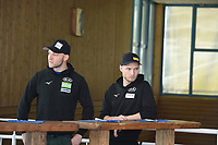 SPEEDSKATING: INZELL: Max Aicher Arena, 06-02-2019, ISU World Single Distances Speed Skating Championships, Nico Ihle, Patrick Beckert, ©photo Martin de Jong