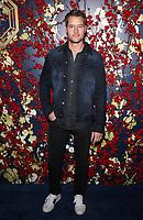 28 December 2018 - Las Vegas, NV - Justin Hartley.  Hong Kong's MOTT 32 opening at The Palazzo at The Venetian Resort. Photo Credit: MJT/AdMedia