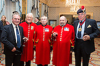 Fusiliers' Reception and Supper