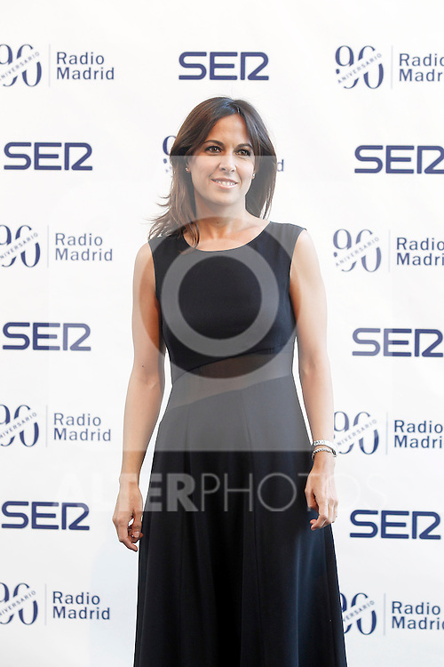 "The spanish journalist Mara Torres during the Gala ""Contigo"" in celebration of the 90th anniversary of Radio Madrid Cadena SER. June 2, 2015. (ALTERPHOTOS/Acero)"