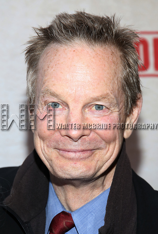 Bill Irwin attends the Broadway Opening Night Performance of  'Indecent' at The Cort Theatre on April 18, 2017 in New York City.