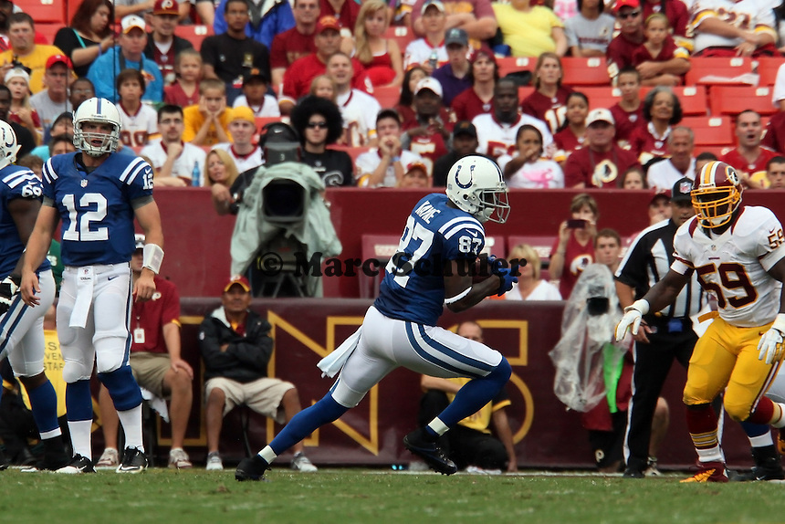 WR Reggie Wayne (Colts)