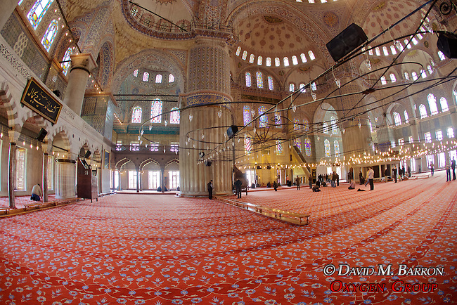 Sultan Ahmed Mosque - Blue Mosque