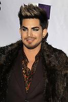 LOS ANGELES, CA - DECEMBER 16: Adam Lambert at VH1 Divas 2012 at The Shrine Auditorium on December 16, 2012 in Los Angeles, California. Credit: mpi21/MediaPunch Inc. /NortePhoto
