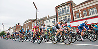 Picture by Allan McKenzie/SWpix.com - 14/07/17 - Cycling - HSBC UK British Cycling National Circuit Series - Velo29 Altura Criterium - Stockton, England - The Stockton National Circuit criterium gets under way.