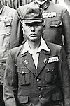 Undated - Masao Maruyama was a lieutenant general and commander in the Imperial Japanese Army during World War II.  (Photo by Kingendai Photo Library/AFLO)