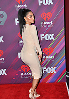 LOS ANGELES, CA. March 14, 2019: Nicole Scherzinger at the 2019 iHeartRadio Music Awards at the Microsoft Theatre.<br /> Picture: Paul Smith/Featureflash