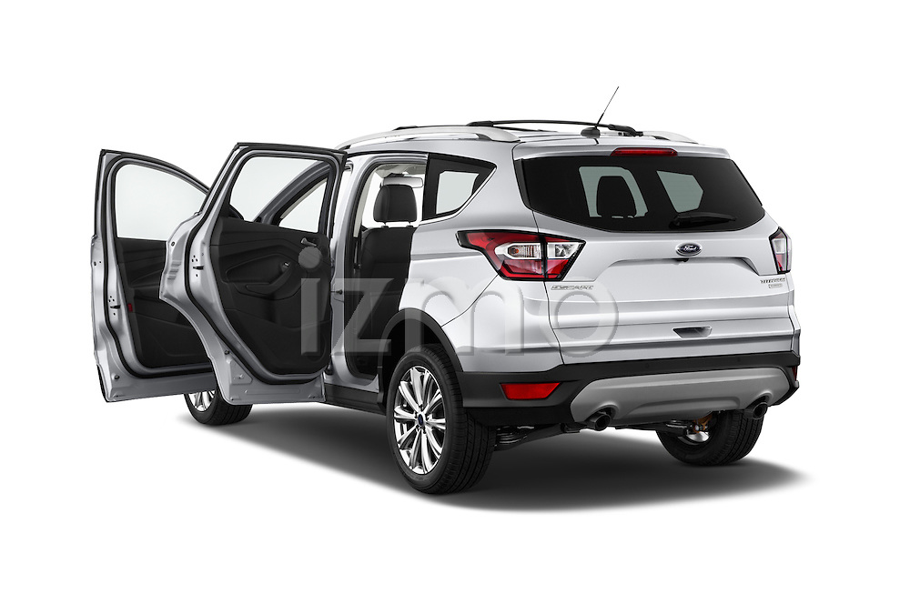 Car images of 2018 Ford Escape Titanium 5 Door Suv Doors
