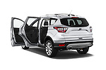 Car images of 2017 Ford Escape Titanium 5 Door Suv Doors