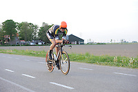 WIELRENNEN: LEMMER: 11-05-2016, Tijdrit, ©foto Martin de Jong