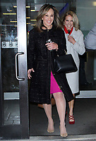 Rosanna Scotto and Katie Couric Seen In NYC