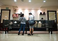 Tardan Hat store, Centro Historico, Mexico City, Mexico