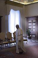 S.E. il Sig. Faustin Archange Touadera<br /> Presidente della Repubblica Centrafricana<br /> Palazzo Apostolico  - Citt&agrave; del Vaticano<br /> Gioved&igrave; 25 gennaio,