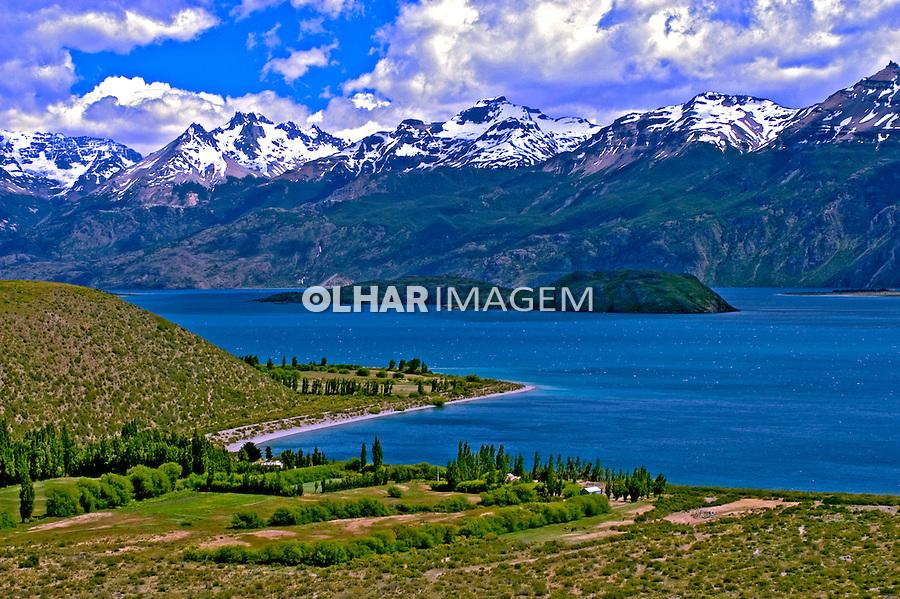 Lago Carrera. Chile. 2004. Foto de Maristela Colucci.