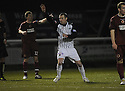 26/01/2010  Copyright  Pic : James Stewart.sct_jspa10_stenhousemuir_v_dunfermline  .:: ANDY KIRK SCORES THE SECOND :: .James Stewart Photography 19 Carronlea Drive, Falkirk. FK2 8DN      Vat Reg No. 607 6932 25.Telephone      : +44 (0)1324 570291 .Mobile              : +44 (0)7721 416997.E-mail  :  jim@jspa.co.uk.If you require further information then contact Jim Stewart on any of the numbers above.........