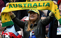 KAZAN - RUSIA, 16-06-2018: Francia y Australia en partido de la primera fase - Grupo C, Kazan Arena en Kazán como parte de la Copa Mundo FIFA 2018 Rusia. / France and Australia in match of the first stage - Group C, Kazan Arena in Kazan as part of the 2018 FIFA World Cup Russia. Photo: VizzorImage / Julian Medina / Cont