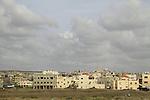 Israel, Carmel coast, Arab town Jisr az-Zarqa