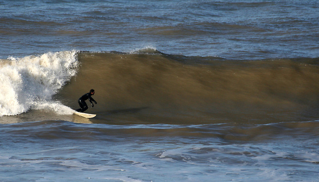 Surf photography from the Isle of Wight on the south coast of England