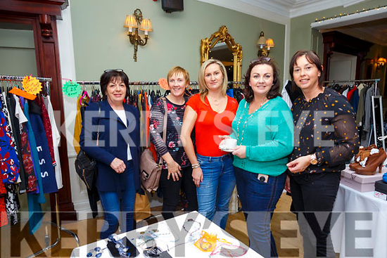 Oskars Fashion Show: attending the Feale Oskars Fashion show in aid of Listowel Celtic Soccer club at the Listowel Arms Hotel on Sunday afternoon last were Catherine Ashe, Louise Cronin, Louise Brassil, Katie Fitzgibbon & Angie Smith.