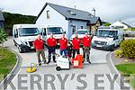 Cleaning Doctor team John Cronin, Maurice O'Connor,  Donal O'Sullivan,  Tomas O'Sullivan, Danny Guerin, Ian O'Leary