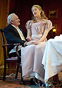 The Voysey Inheritance by Harley Granville Barker,directed by Peter Gill . With Julian Glover as Mr Voysey ,Isabella Calthorpe as Ehtel Voysey. Opens at the Lyttleton Theatre at the Royal National Theatre on 25/4/06. CREDIT Geraint Lewis